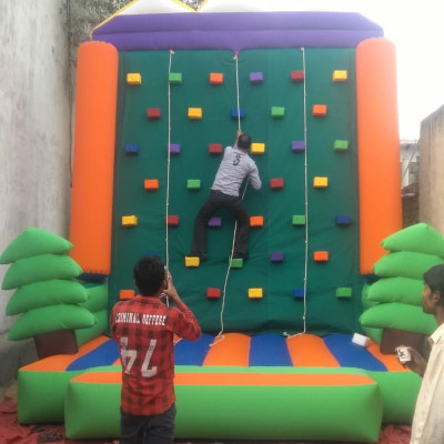 inflatable wall climbing for sale