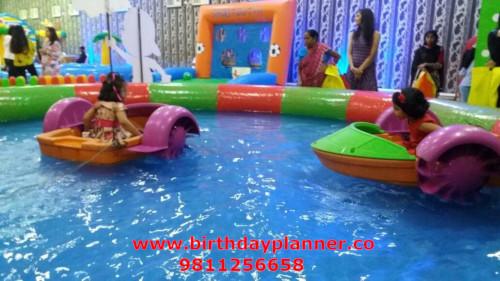 pool party planner delhi