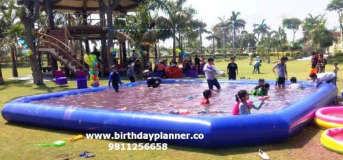 pool theme party delhi