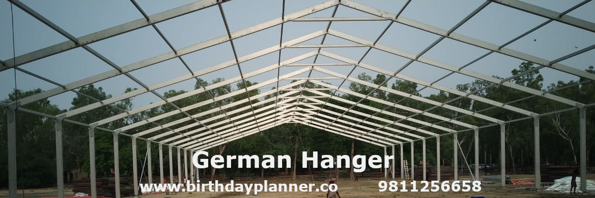 german hanger on rent