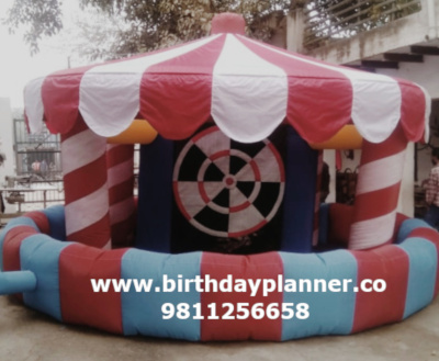 4 in 1 carnival game rental