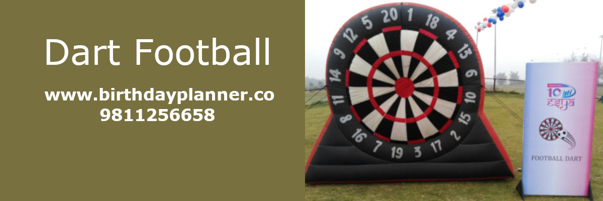dart football for hire