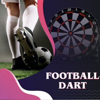 football dart on rent