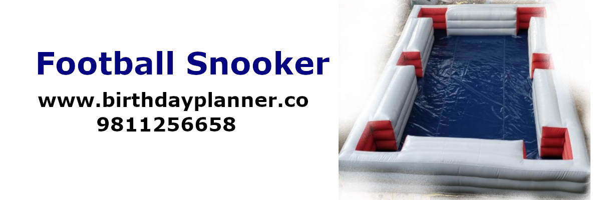 Football Snooker For Hire