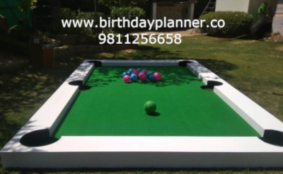 snooker football rental guru gram