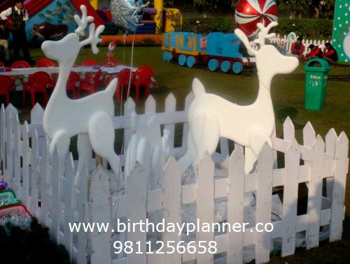 Christmas Theme Decor Idea