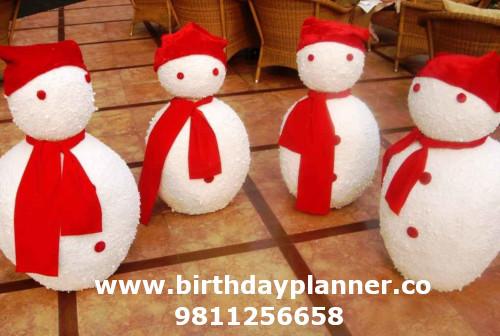 Christmas theme party ideas