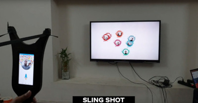 sling shot on rent