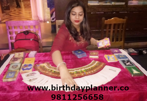 tarot card reader for rent