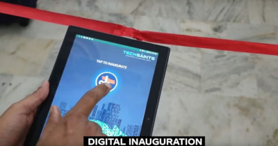digital inauguration for hire