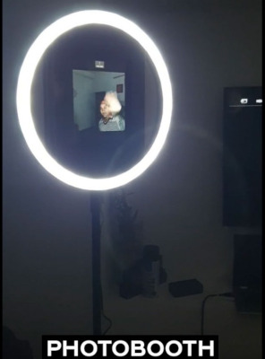 digital photo booth for hire