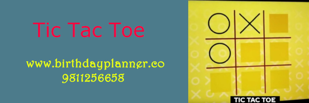 digital tic tac toe game on rent