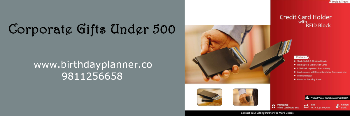 corporate gifts under 500