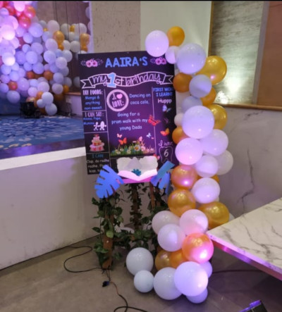room decoration for birthday delhi