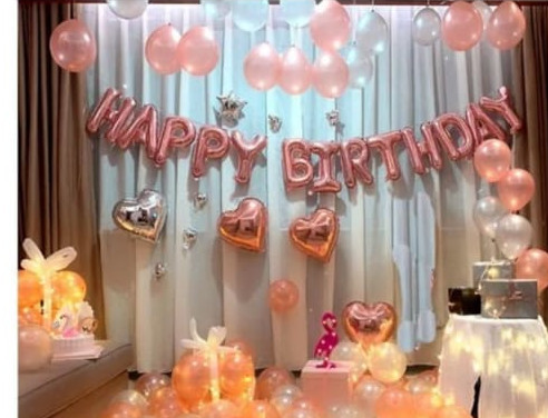room decorator for birthday party