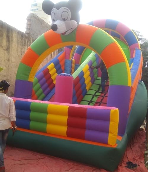 bouncy on rent guru gram
