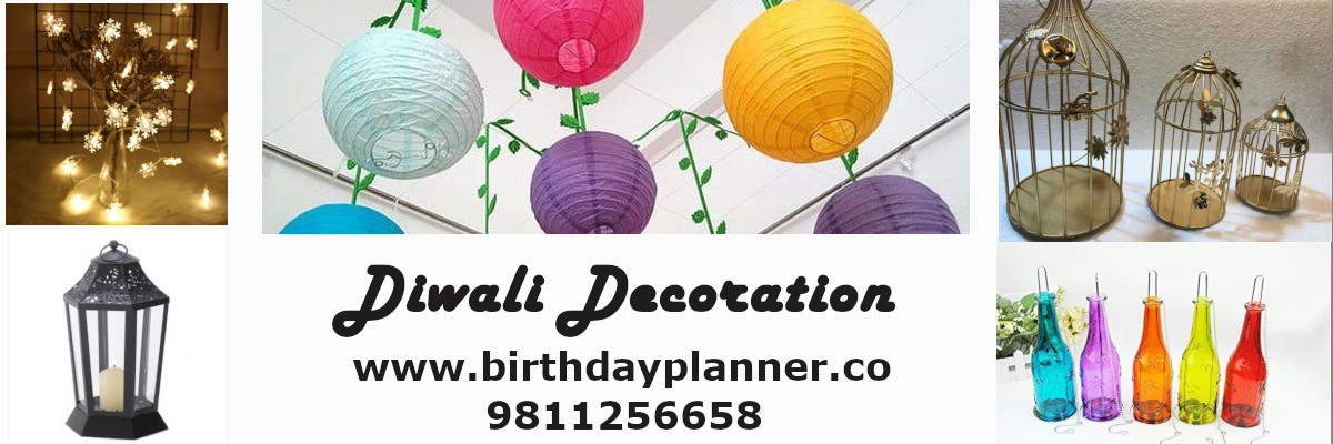 diwali party decorators gurgaon