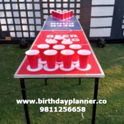beer pong table rental patna