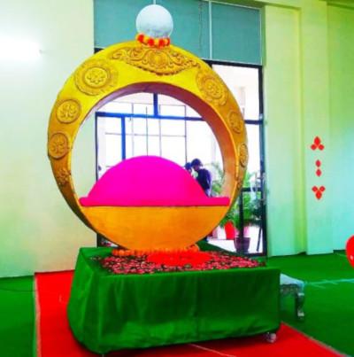 entry ideas for brides gurgaon