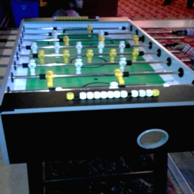 foosball table on rent patna