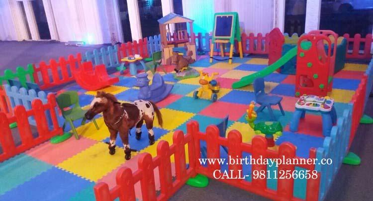 Kids Play Area on Rent in Delhi, Noida, Faridabad, Gurgaon