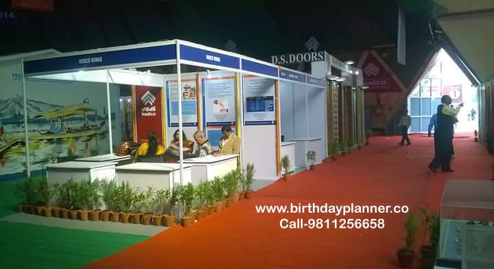 Octornum Stall on Rent in Delhi, Faridabad, Noida, Gurgaon