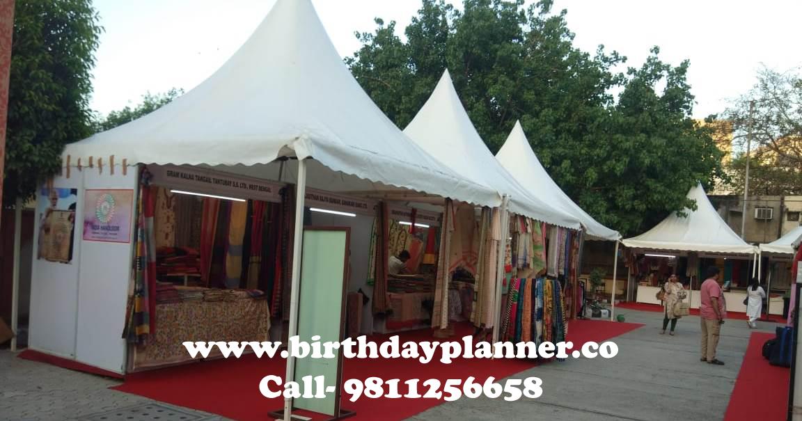 Pagoda Tent on Hire Service Provider in Delhi, Noida, Faridabad, Gurgaon,