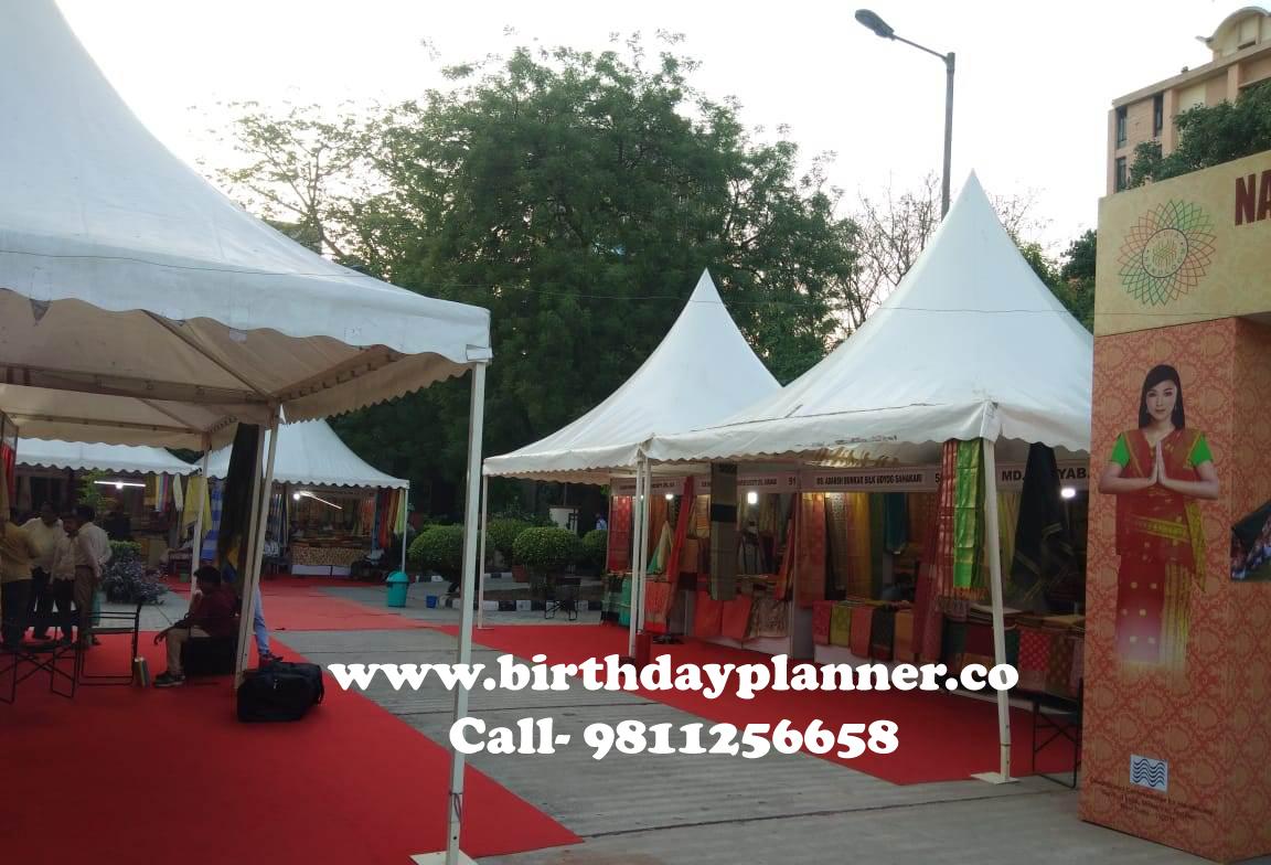 Pagoda Tent on Rent Faridabad, Gurgaon,
