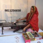 lakh bangles making in events
