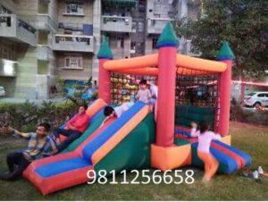 samll bouncy house on rent